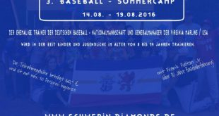 Baseball Sommercamp-2016