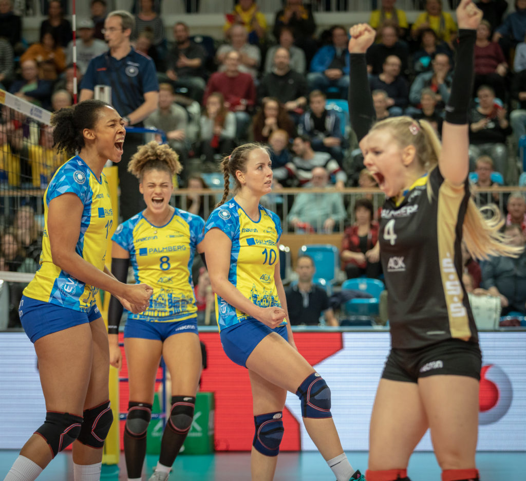 pokalfinale volleyball 2019